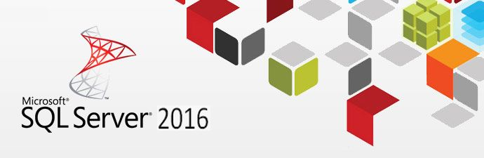 microsoft sql server 2016 logo