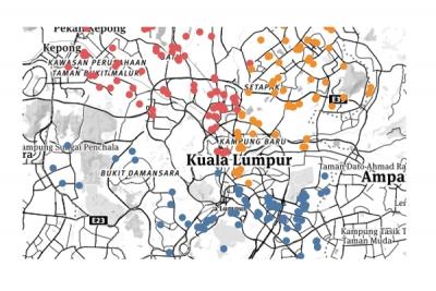 Maps in Tableau - Mapbox