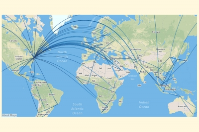 International Presidential Trips Made By Barack Obama (2009 - March 2016)